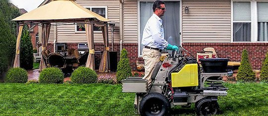 Lawn Fertilization Program from Natural Way Lawn